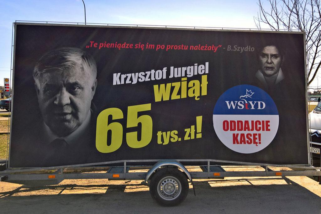 Reklama Mobilna - Białystok - PO